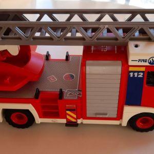 Playmobil - Πυροσβεστικό Κλιμακοφόρο Όχημα  - Συλλεκτικό