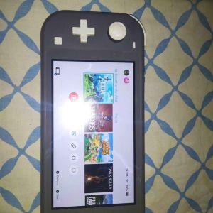 Nintendo Switch Lite +2 μνημες +Original case +account με 70 games και ανταλλαγες