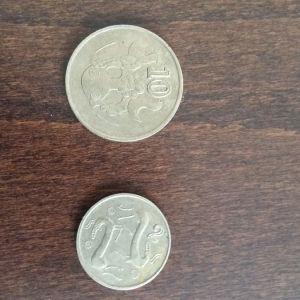 Κυπριακά νομίσματα