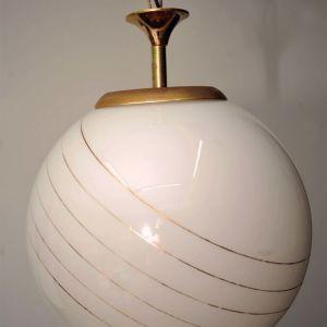 Φωτιστικό Γλόμπος Μπάλα Πορσελάνη 35X35cm_0078