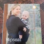 Hipseat ζώνη στήριξης με παιδικό κάθισμα