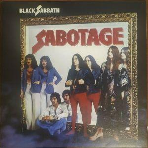 """BLACK SABBATH - SABOTAGE / 12"""" LP Vinyl record /*unofficial release* 16L0150 5"""