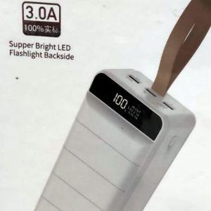 39, Ευρώ Ευέλικτο PowerBank με ηλιακό πάνελ και φως LED τόσο φωτεινό όσο η ημέρα!