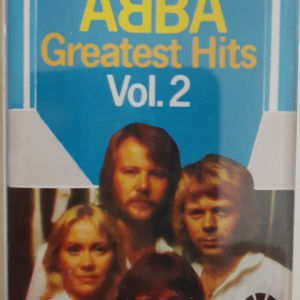 ABBA - GREATEST HITS VOL.2  ΚΑΣΕΤΑ ΕΙΣΑΓΩΓΗΣ