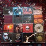Διάφορα cd Metal - Hardcore (39CD)