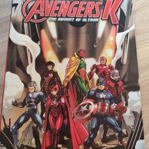 κόμικ βιβλία Avengers Marvel