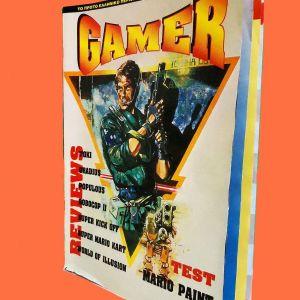 GAMER Τεύχος Νο1 1993 (Εξαιρετικά σπάνιο)