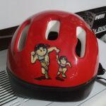 Κράνος ποδηλάτου παιδικό ΚΟΚΚΙΝΟ