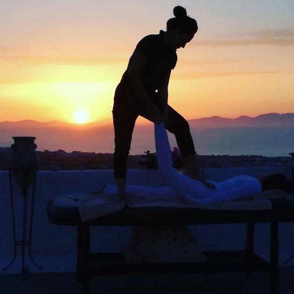 Massage (Reflexology,Balinese,full Body massage)