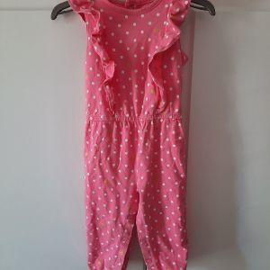 Ολόσωμη φόρμα Carter's No 18 μηνών