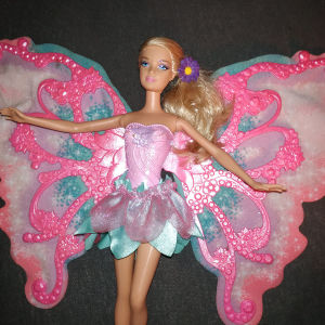 Barbie νεράιδες