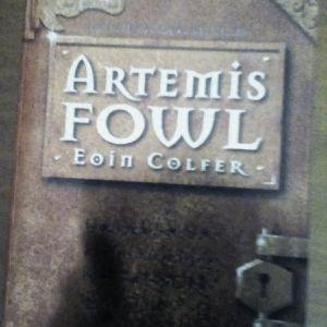 Artemis fowl στα αγγλικά
