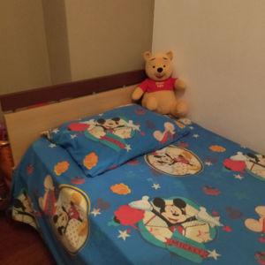 Παιδικό κρεβάτι με στρώμα!