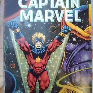 The Life Of Captain Marvel (First Print Edition) [Marvel]