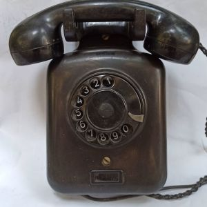 Σπανιο Τηλέφωνο Τοίχου SIEMENS από Βακελιτη