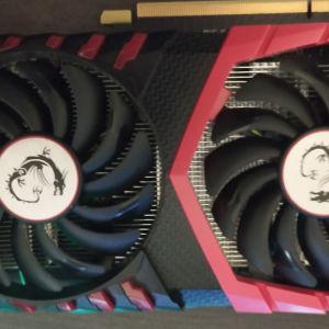 MSI Geforce GTX 1050ti 4gb