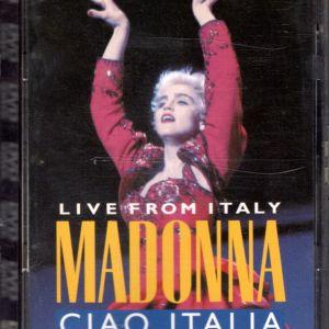 MADONNA CIAO ITALIA