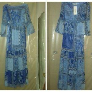 μακρύ φόρεμα s/m