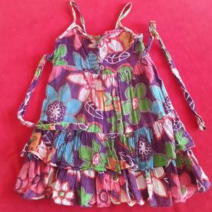 Φόρεμα (6-12 μηνών)
