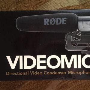 Μικρόφωνο για φωτογραφική μηχανή, RØDE, NOS