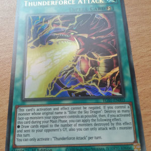 Thunderforce Attack (Ultra Rare)