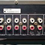 ΕΝΙΣΧΥΤΗΣ...TECHNICS SE A-909s...( Made In Japan )