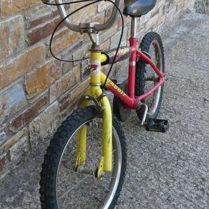 """Ποδήλατο 17"""" παιδικό"""