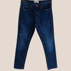 Αντρικό τζιν παντελόνι Pull & Bear No 40