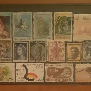 Γραμματόσημα Αυστραλίας