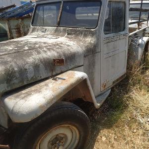 jeep Willis 1954 Αντίκα