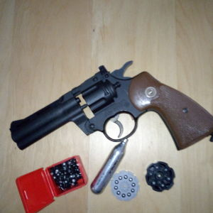 Πιστόλι σκοποβολης