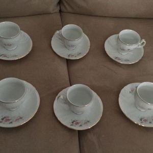Φλυτζανακια του καφε Bernadotte