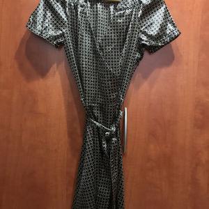 Φόρεμα σατέν Zara