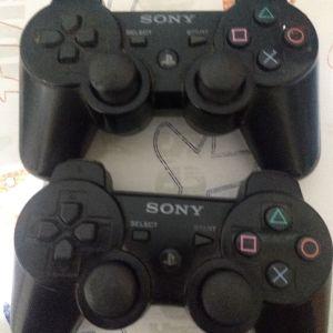 2 χειριστήρια PS3