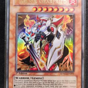 Phoenix Gearfried Ultra Rare