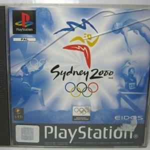 PLAYSTATION 1 ONE PS1 SYDNEY 2000