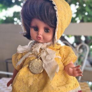 κούκλα el greco συλλεκτική