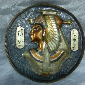 Συλλεκτική Αιγυπτιακή Χαλκογραφία – Βασιλιάς Φαραώ