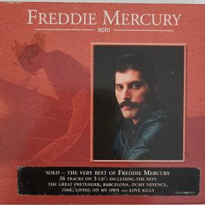 FREDDIE MERCURY SOLO - THE VERY BEST OF