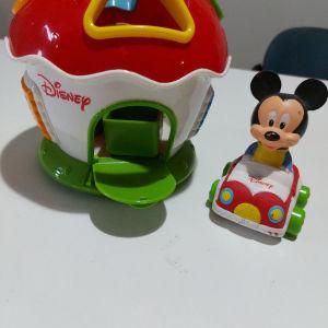 Mickey παιχνίδι για μωρά