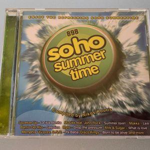 Soho summer time