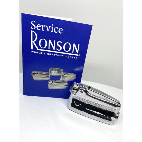 Service anaptiron Ronson