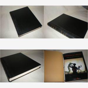 Ο Καραγκιόζης των Θ.Σπυρόπουλου, Β. Χατζηβασιλείου και  Ε. Σπαθάρη 4 βιβλία κόμικς δεμένα μαζί(ιδιωτική βιβλιοδεσία)