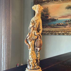 Vintage Γκέισα Άγαλμα