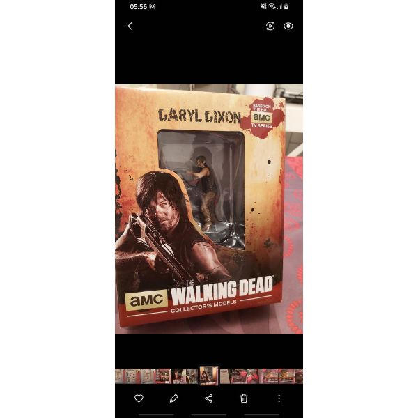 polite figoura The Walking Dead - Daryl Dixon