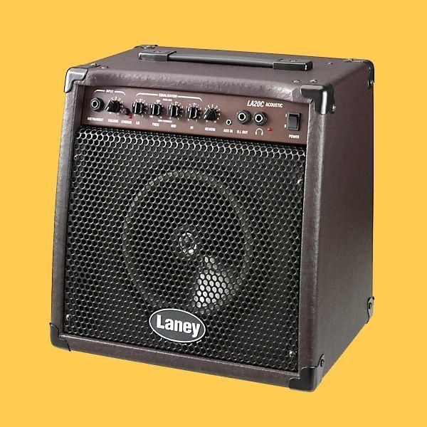Lanef LA20C acoustic - enischitis kitharas