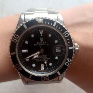 Rolex ρολόι submariner