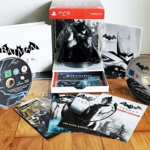 Batman Arkham City Collector's Edition (PS3)