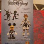 Πωλούνται φιγούρες Kingdom Hearts