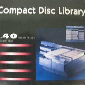 ΘΗΚΗ ΓΙΑ 40 CD